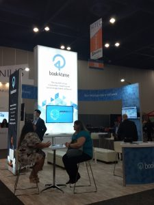 Book4time at HITEC 2018