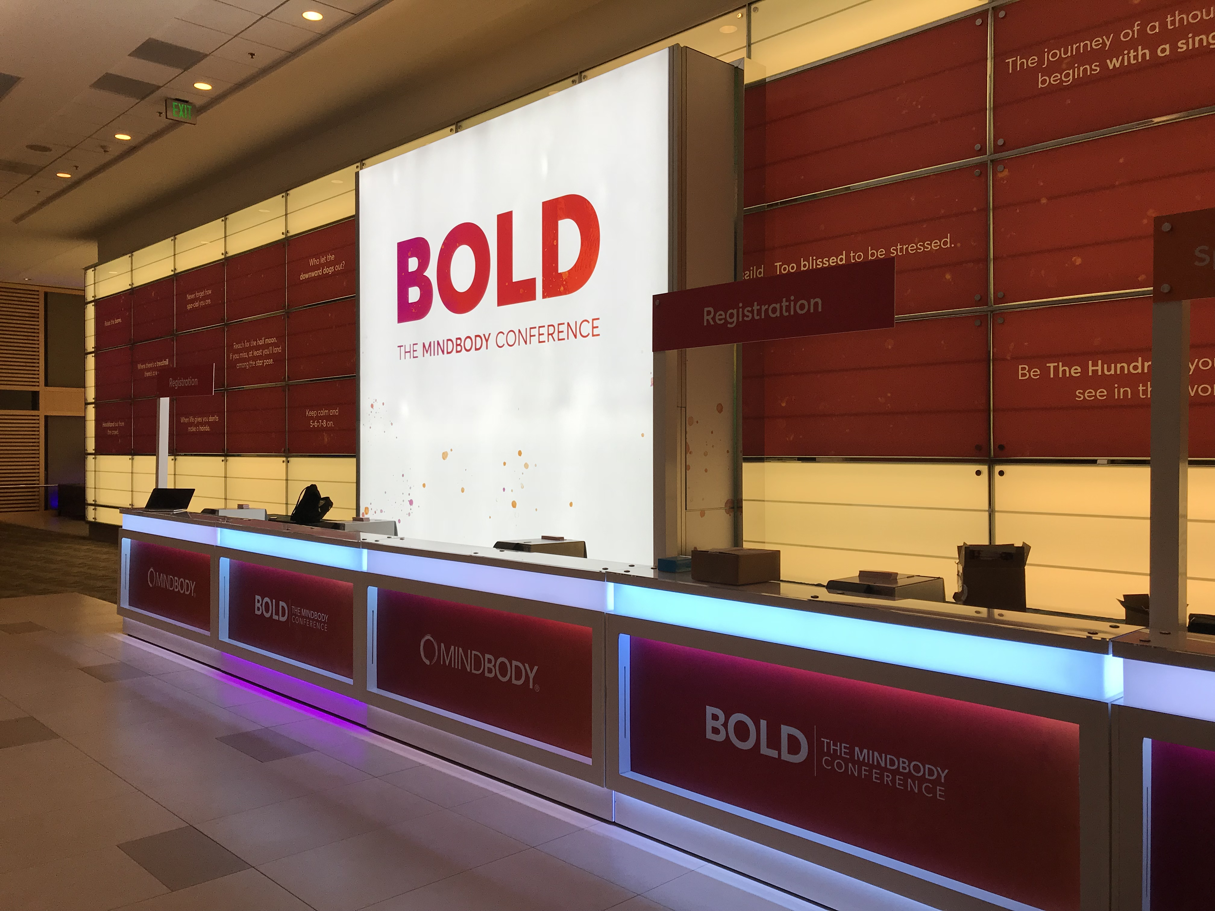 Guest Intake showcases their Intake Solution at BOLD Conference