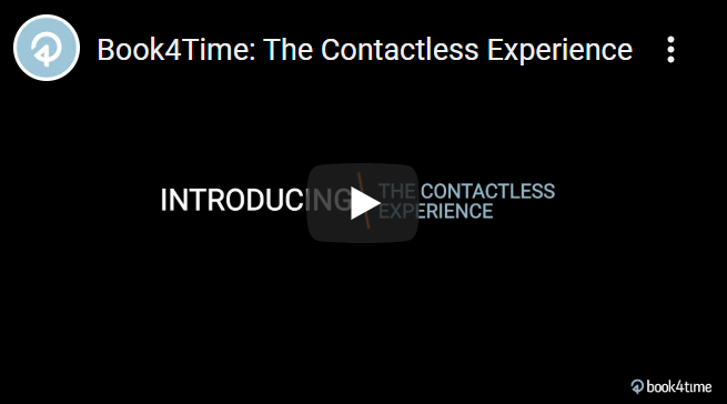 Mobile Contactless Experience Video